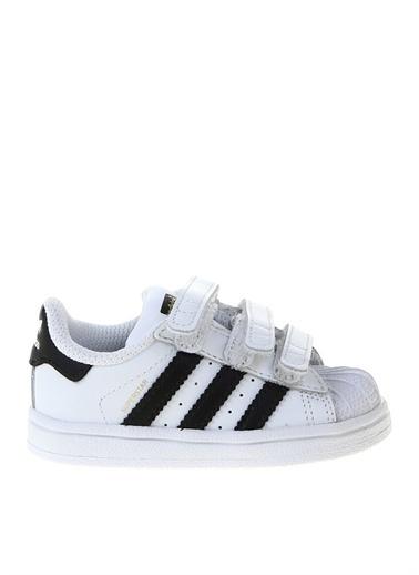 adidas Adidas Bz0418 Superstar Cf Yürüyüş Ayakkabısı Beyaz